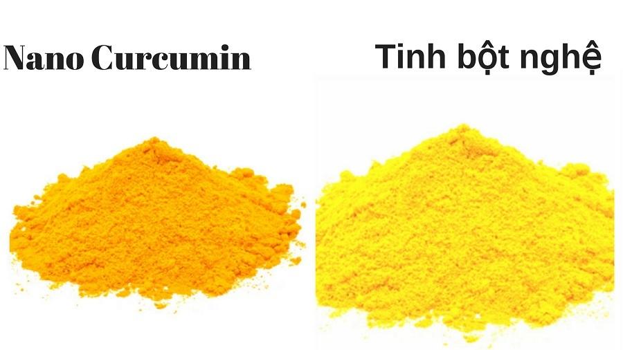 Mật ong Nano Curcumin