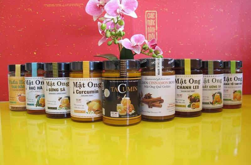 Ong Tam Đảo Honeco sản phẩm