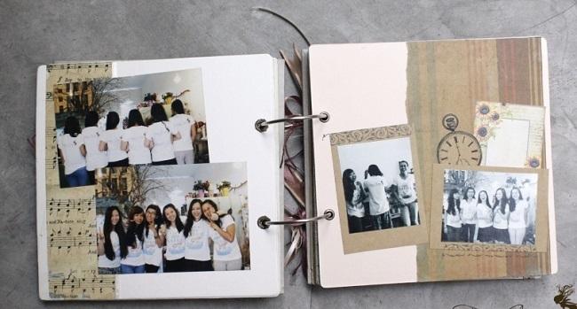 Album hoặc video clip tự làm chính là một món quà 20/11 tặng thầy cô giáo cực kỳ ý nghĩa