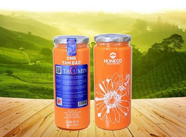 TACUMIN - Sản phẩm cao cấp của Ong Tam Đảo đã và đang được người tiêu dùng ưa chuộng