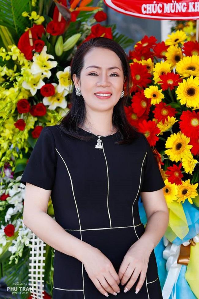 Hoa hậu Bảo Hà - Giám đốc chi nhánh Ong Tam Đảo Tân Phú