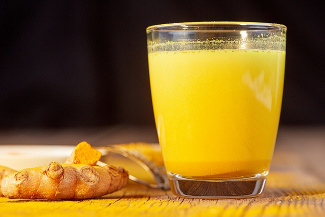 Uống nghệ mật ong sau sinh - Ảnh 2