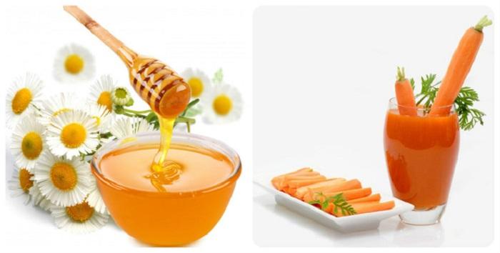 Chữa ho bằng mật ong nguyên chất