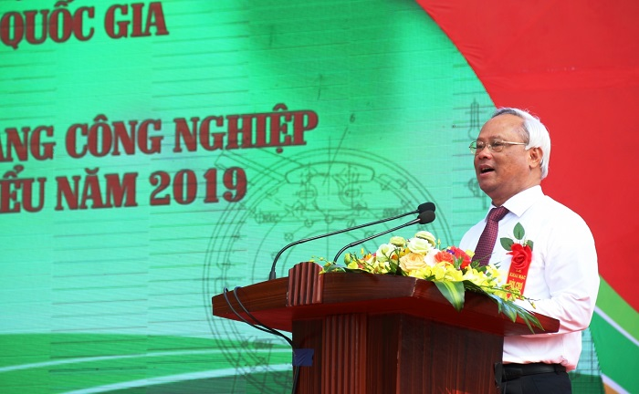 Ong Tam Đảo được nhận giải thưởng sản phẩm công nghiệp nông thôn tiêu biểu cấp quốc gia 2019