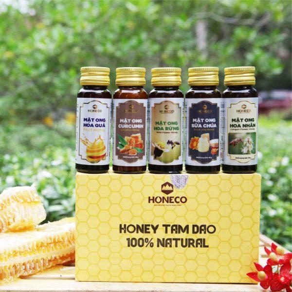Honey Tam Đảo 100% từ thiên nhiên