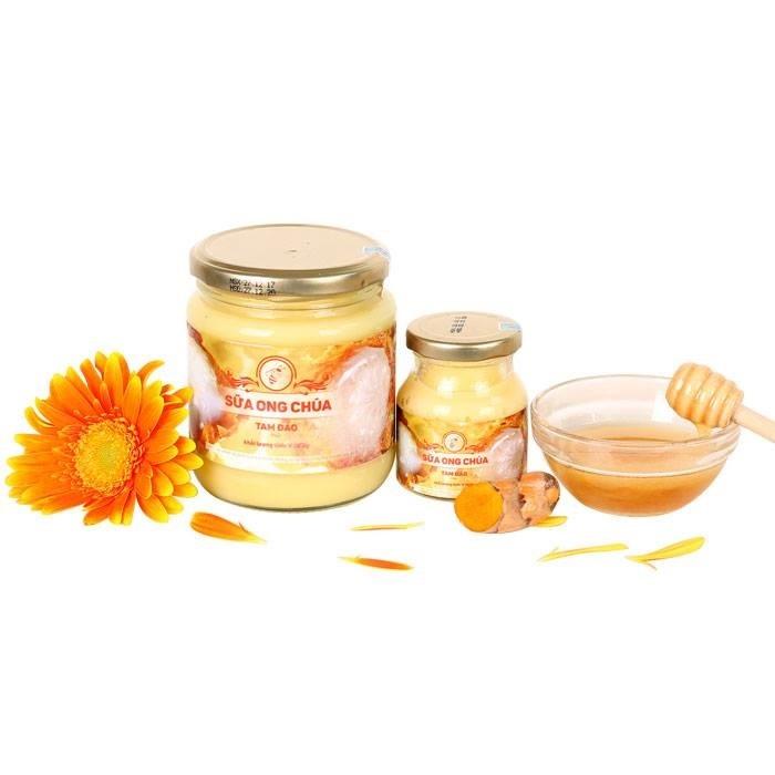mặt nạ sữa ong chúa mật ong