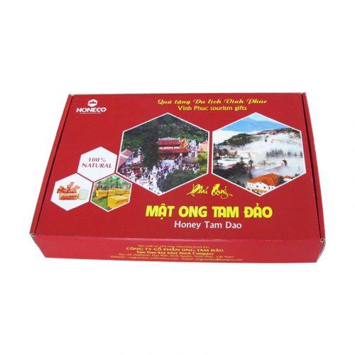 Hộp quà mật ong Tam Đảo Phú Quý