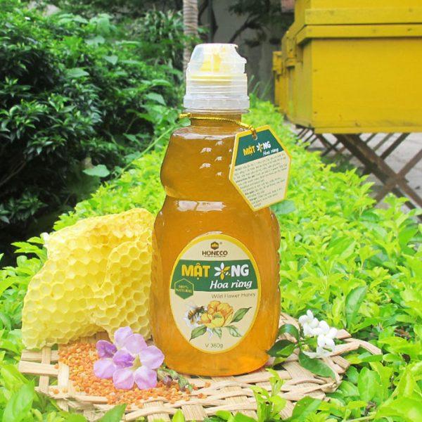 Mật ong hoa rừng tự nhiên Honeco