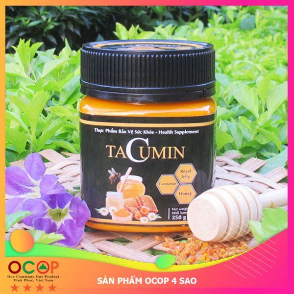 Tacumin sản phẩm OCOP 4 Sao