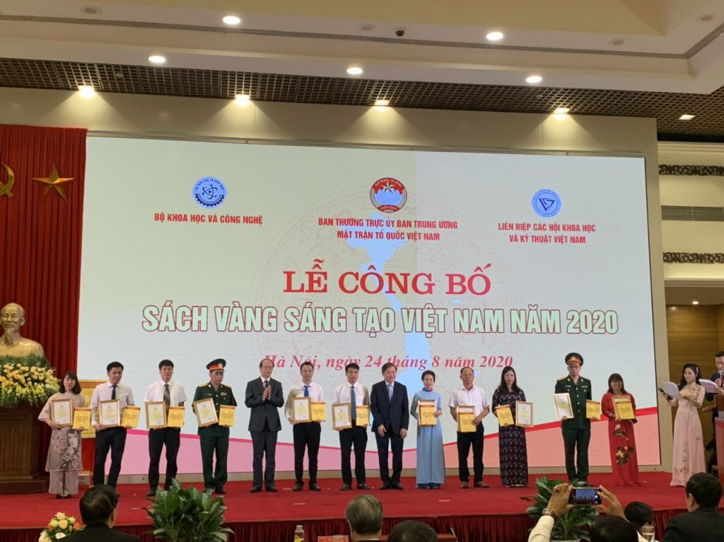 Sách vàng sáng tạo Việt Nam