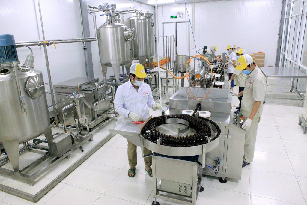 Quy trình sản xuất mật ong quất Tam Đảo