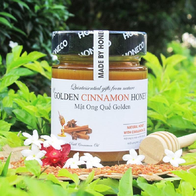 Hộp quà tết Như Ý mật ong quế Golden