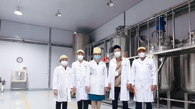 Honeco đón đàon chuyên gia đánh giá chứng nhận Halal