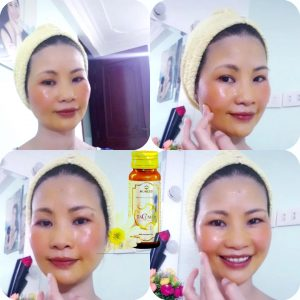 Mặt nạ dưỡng da bằng Tacumin
