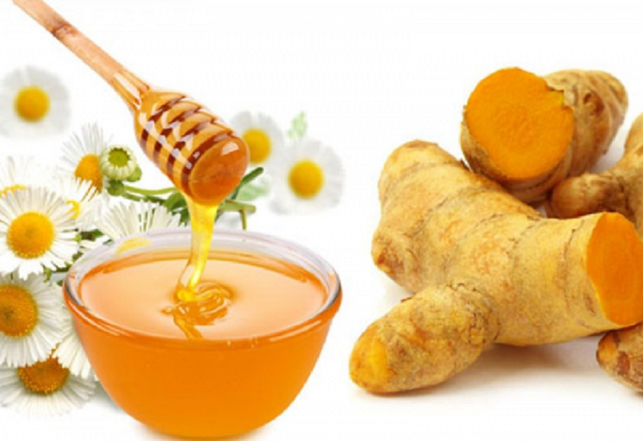 Vì sao có thể chữa đau dạ dày bằng mật ong nghệ mật ong